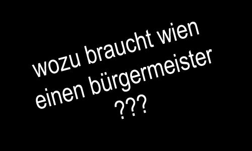 where the fuck is häupl?