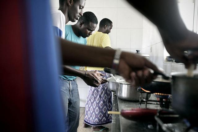 refugiados en malta / refugees in malta (olmovich / cc)