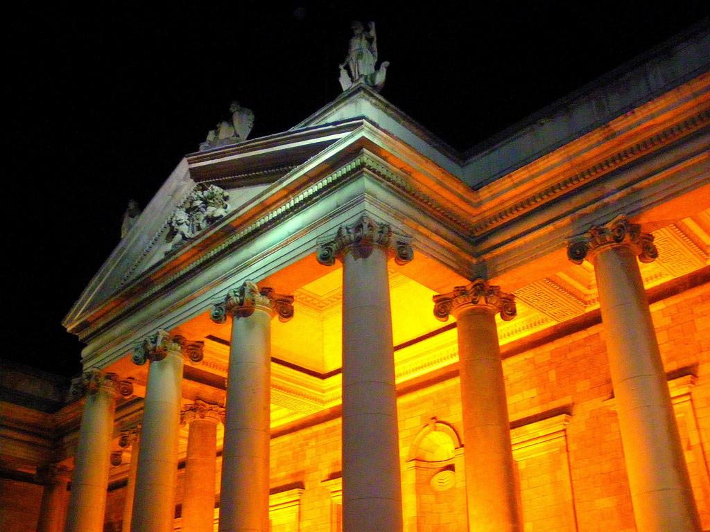 bank of ireland (foto: UggBoyUggGirl creative commons)