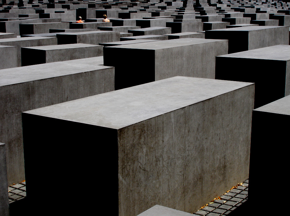 berlin holocaust memorial (foto: tochis creative commons flickr)