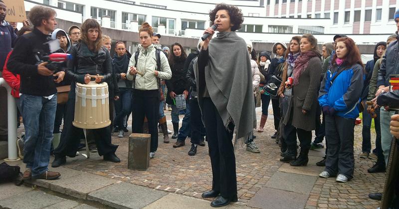 demo für wahabu: alev korun 20110503