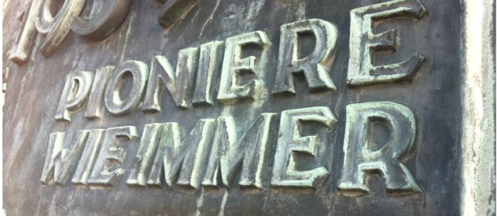 pionierewieimmer detail linz 31.10.2011 (foto: bernhard jenny)