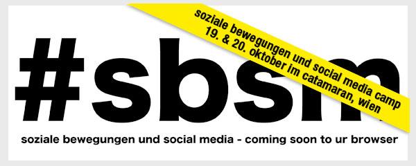 """sbsmCamp: """"wie politisch sind social media?"""" …eine pecha kuchasession"""