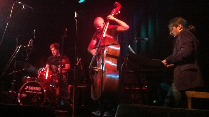 baad roots im jazzit salzburg (foto: bernhard jenny)