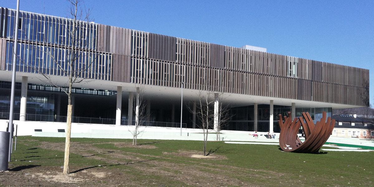 universität salzburg foto: bernhard jenny