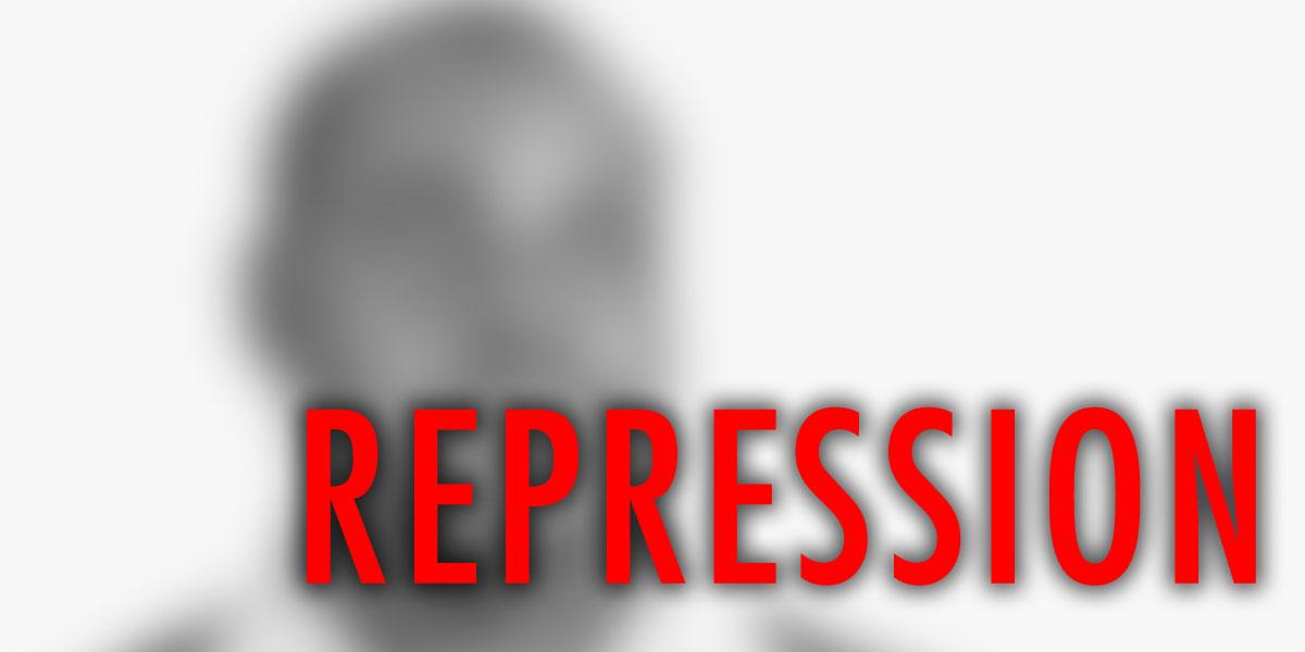 repression bild: bernhard jenny