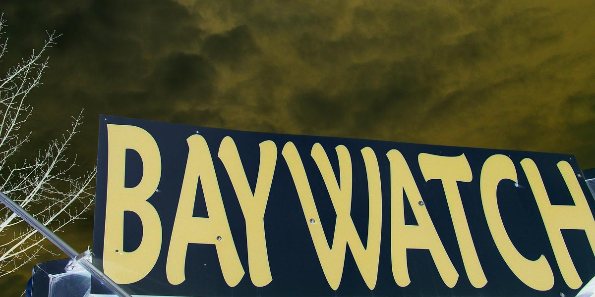 baywatch - twicepix creative commons