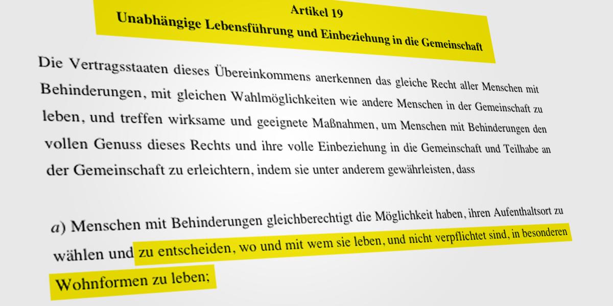 """""""19 millionen im sinne von artikel19"""""""