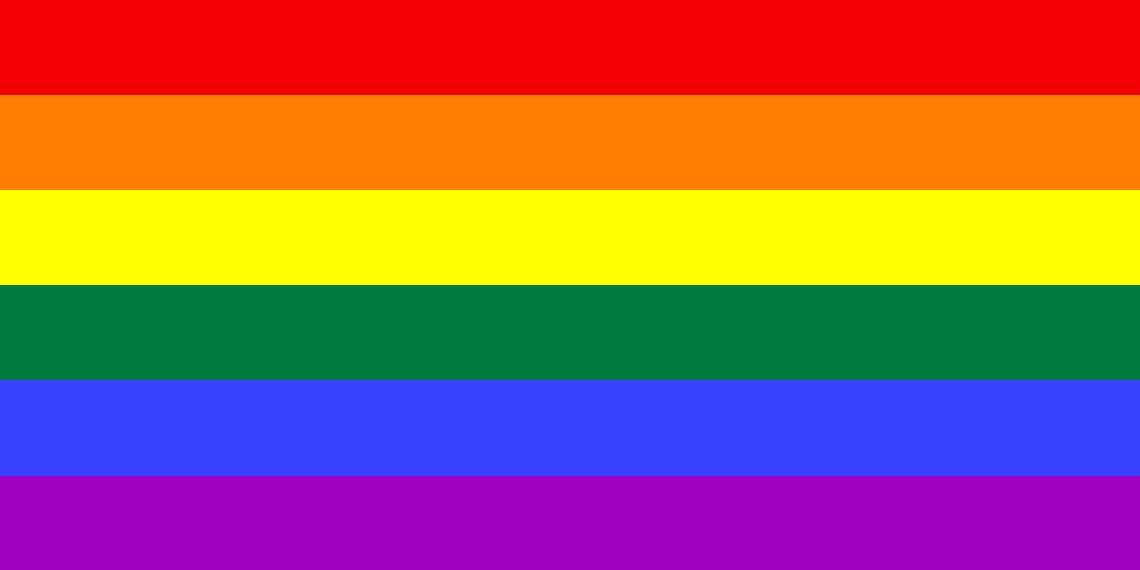 rainbowflag bernhard jenny creative commons  by nc