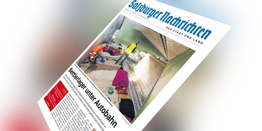 titelseite lokalteil salzburger nachrichten 2014 09 16 grafik: bernhard jenny