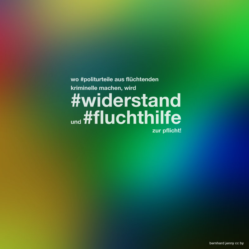 fluchthilfe bernhard jenny cc by