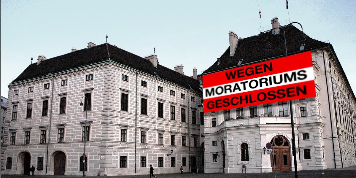 bundespräsidentschaft: ein moratorium könnte heilsamsein.