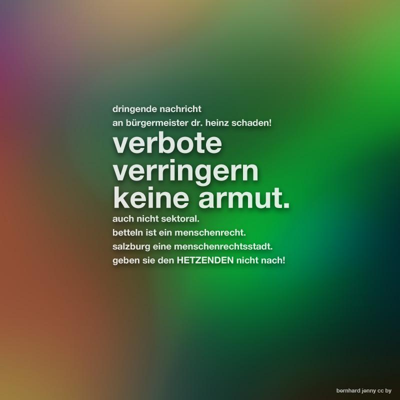 aufruf schaden creative common licence bernhard jenny by sa
