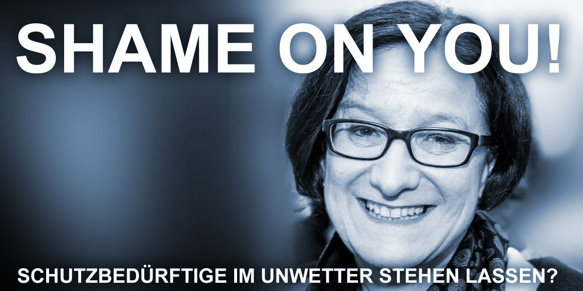 SHAME ON YOU MIKL-LEITNER