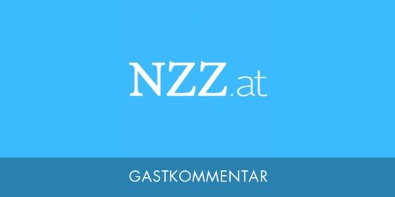 nzz.at gastkommentar von bernhard jenny