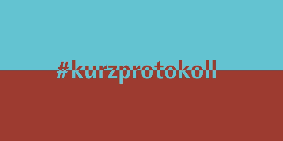 #kurzprotokoll