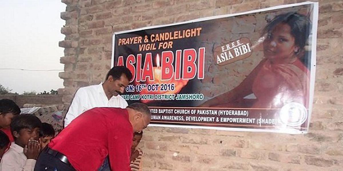 pakistan: christin asia bibi droht todesstrafe! unterstützer bereitsermordet!
