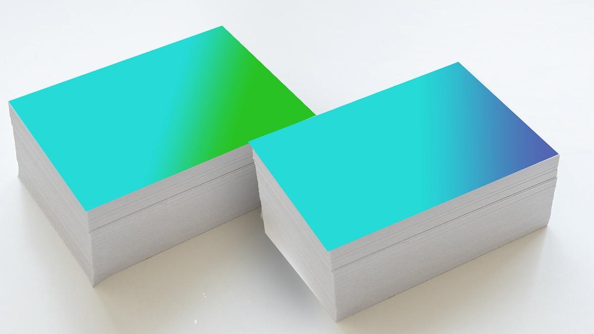 peschorn nutzt zweivisitenkarten